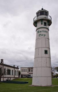 Marine City Lighthouse