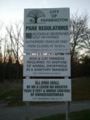 Shiawassee Park Regulations
