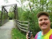 sfcchaz at Patuxent Branch Geo(logy) Cache