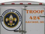 Troop 424 Trailer