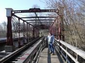 sfcchaz at Bollman Iron Truss Bridge