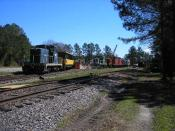 Staging aera